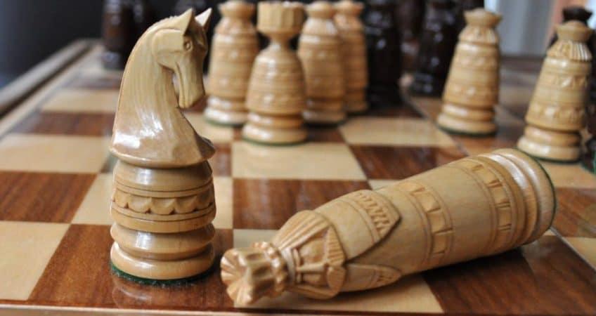 Winning the Financial Battle is like Winning a chess match